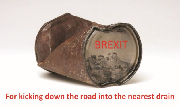 YOUR DAILY BREXIT BETRAYAL – Friday 22nd March 2019