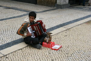Buskers, Beggars and Homelessness – the hell that is the modern High Street