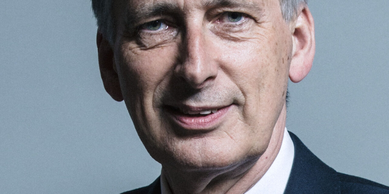 FROM BEHIND THE PAYWALL: Arch Remainer Philip Hammond in his own words