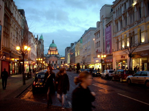 FROM BEHIND THE PAYWALL – Owen Paterson on NI and that 'Liverpool proposal'