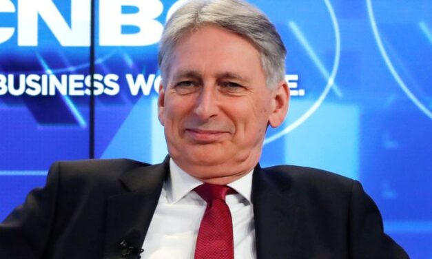 What Philip Hammond has been telling the Swiss