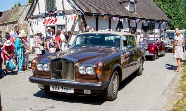 Owning a Rolls Royce