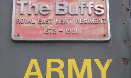 'Steady the Buffs' – Part 1