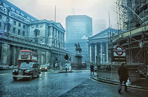 Lessons for the Bank of England from the ERM, the banking crash and Brexit – Part 1