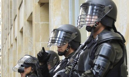 Atrial run for 'our' police state?