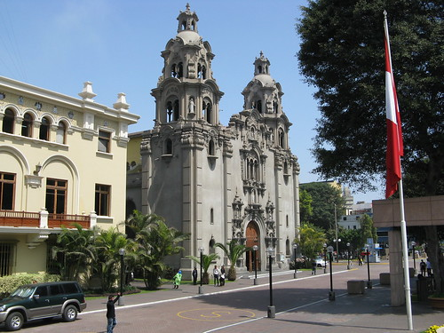 A VISIT TO PERU – Independent travels of a small group of Brits