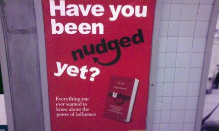 YOUR DAILY BETRAYAL – Thursday 20th May 2021 – On the pernicious influence of nudge unit