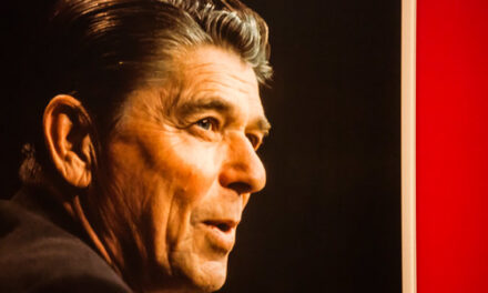 REAGAN – SLAYING THE DRAGON