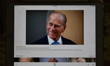 YOUR DAILY BETRAYAL – Saturday 10th April 2021 – On the death of Prince Philip