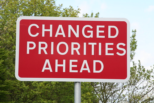 YOUR DAILY BETRAYAL – Friday 27th August 2021 – On having our priorities right, for all the world to see.